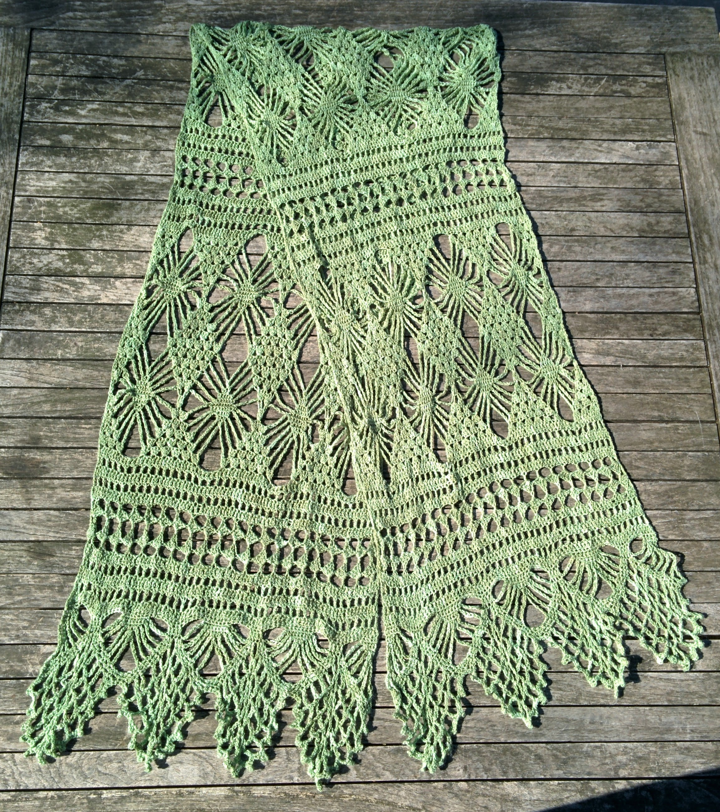 Crochet Lace Weight Shawl Pattern : helen kennedy forever in fibre