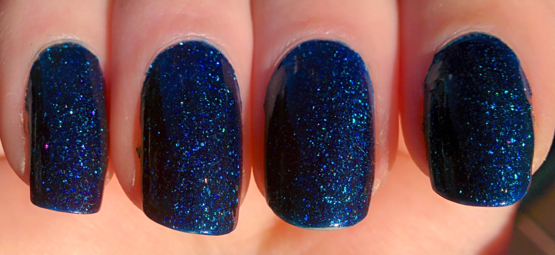 Notes on nails – Cosmos (for Cosmos) | forever in fibre