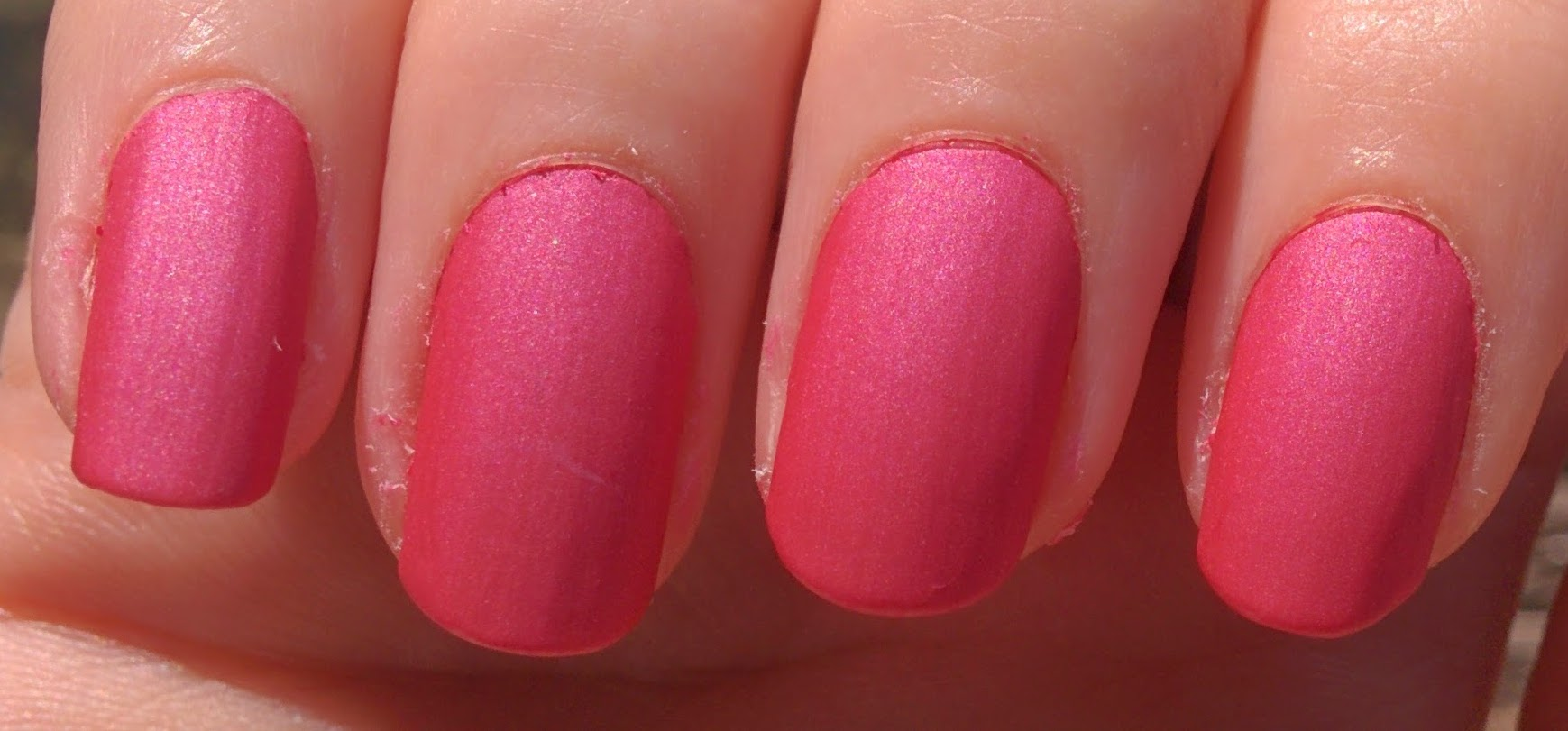 Notes on nails – F### Off and Dye (+ applying matte nail polish ...