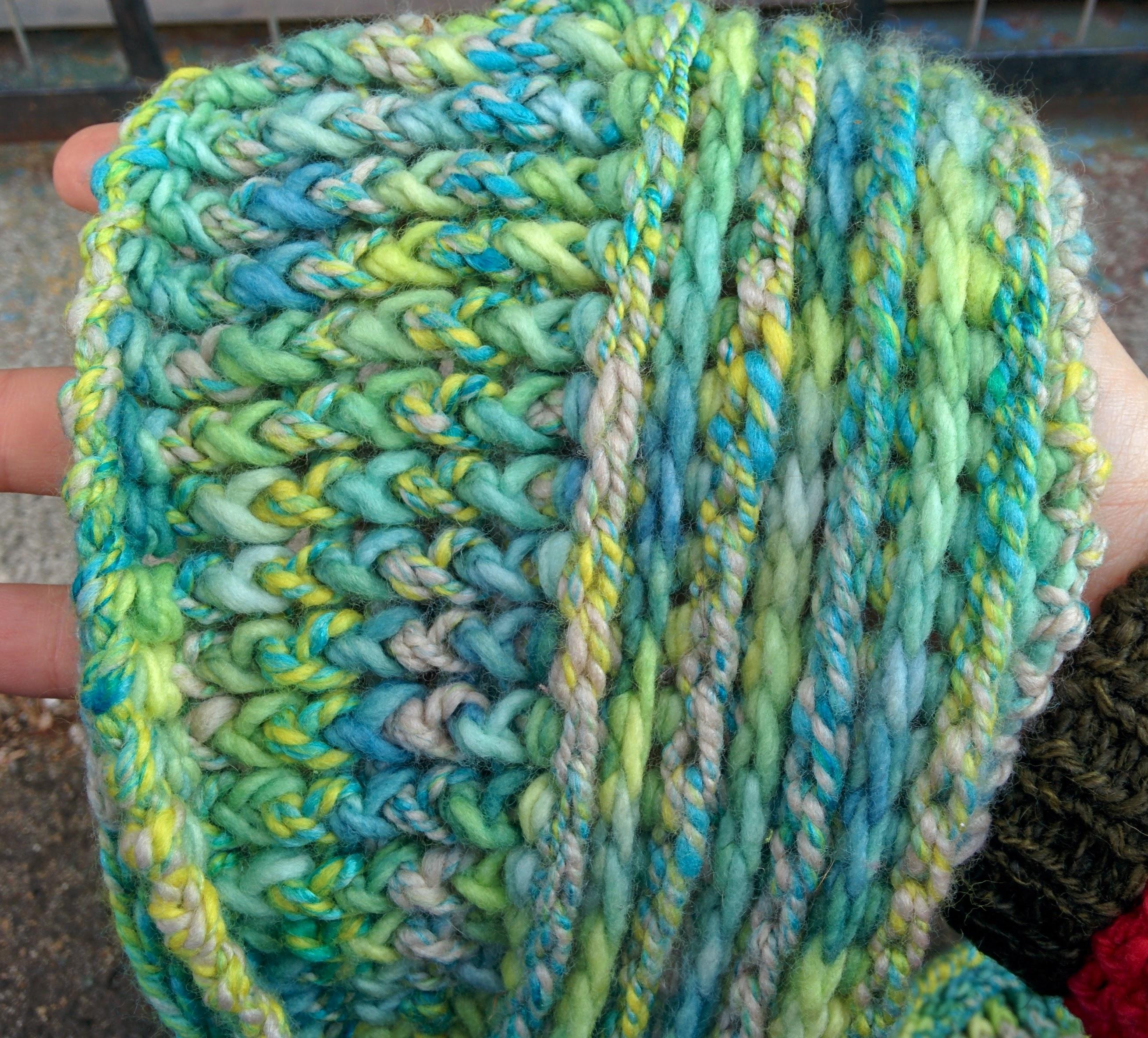 Eternal serpent scarf | forever in fibre