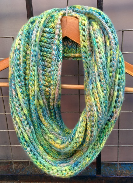 eternal serpent crochet scarf_20140722_144653