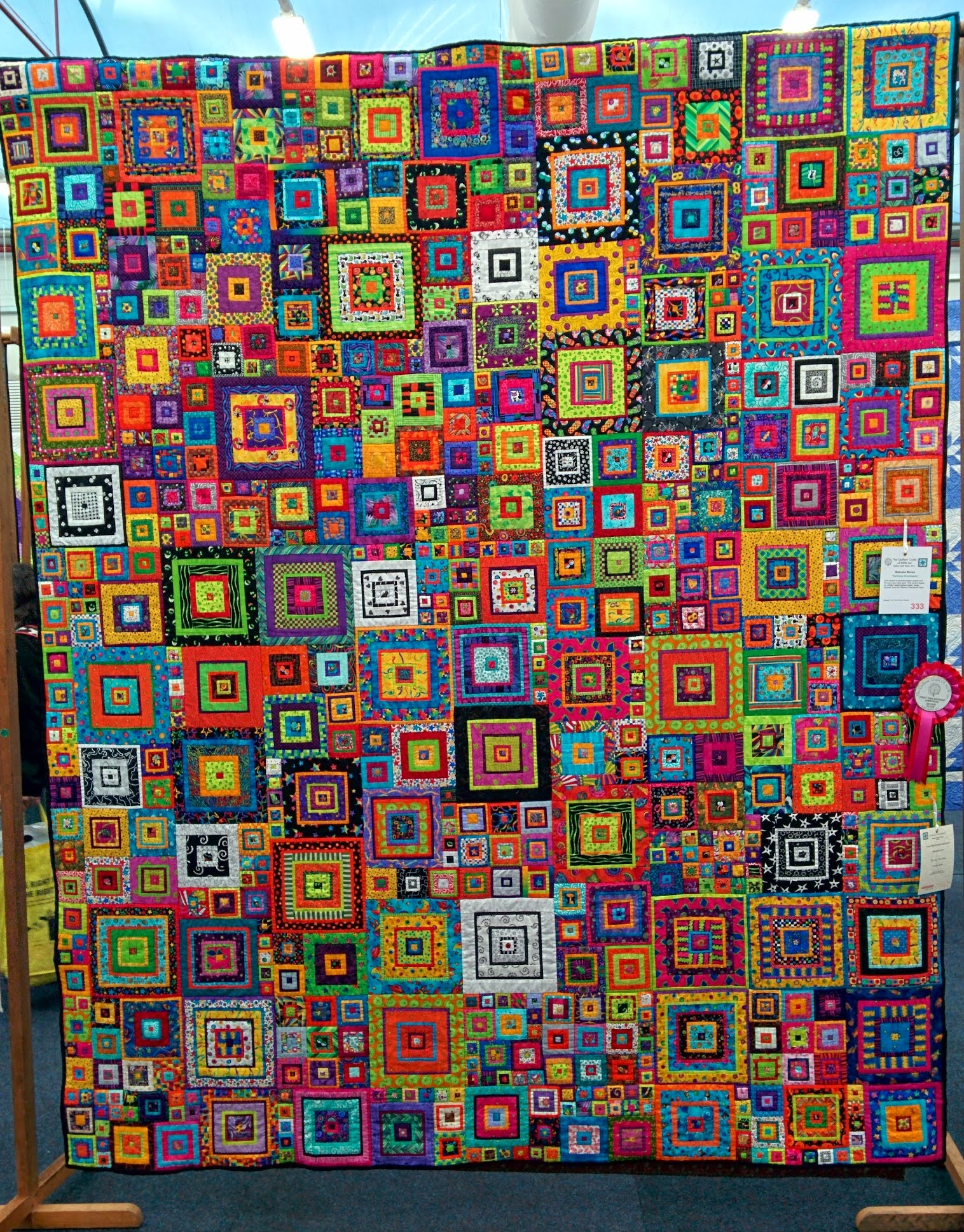 Craft and quilt fair forever in fibre for Quilt and craft show