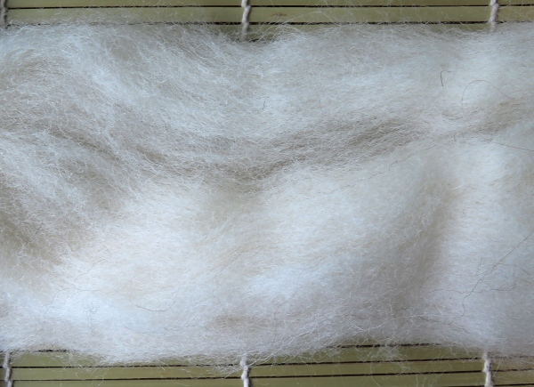 Whitefaced woodland handspun 4911