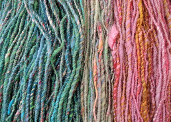 handspun yarn 26346