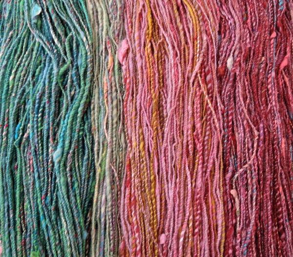 handspun yarn 6339