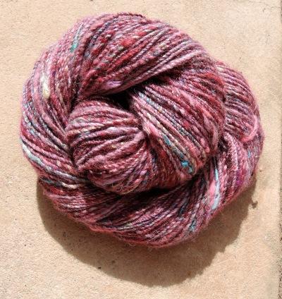 handspun yarn 6368