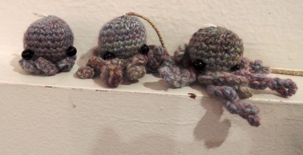 crochet octosquiddles 6898
